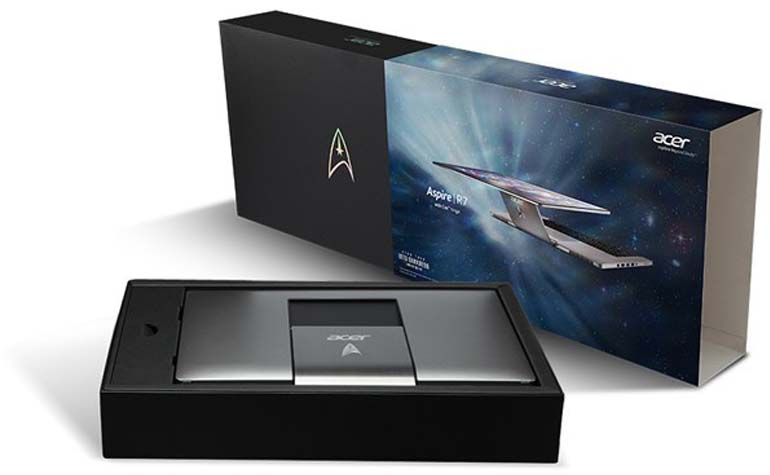 Aspire R7 Star Trek Edition