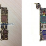 Board of iPhone 5S