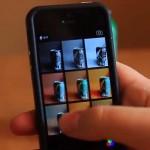 Приложение камеры в новой iOS 7 (Видео)