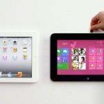 Microsoft снова сравнивает Windows-планшет с iPad