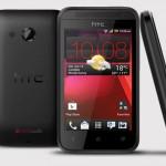 HTC Desire 200 представлен официально