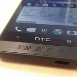 Появились фотографии смартфона HTC One mini