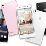 Самый тонкий в мире смартфон от Huawei в продаже с 15 августа