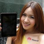 Официально анонсирован планшет Huawei MediaPad 7 Vogue
