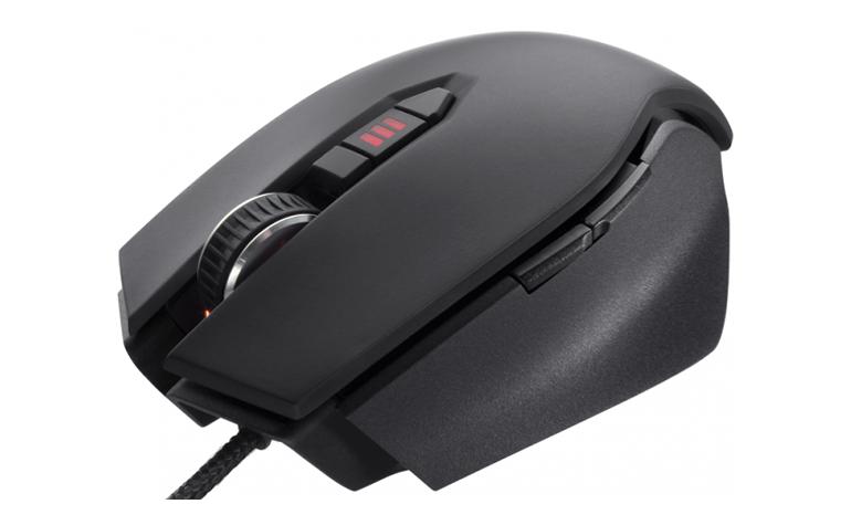 Игровые мыши от Corsair - Raptor M40 и M30