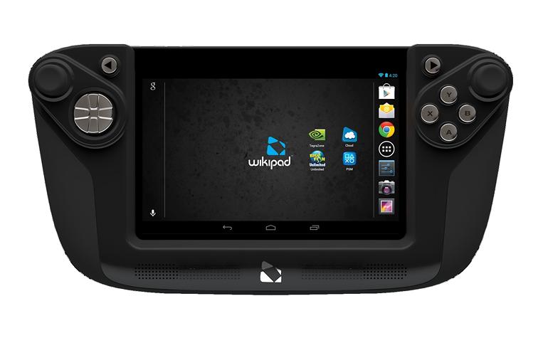 11 июня стартуют продажи нового игрового планшета Wikipad