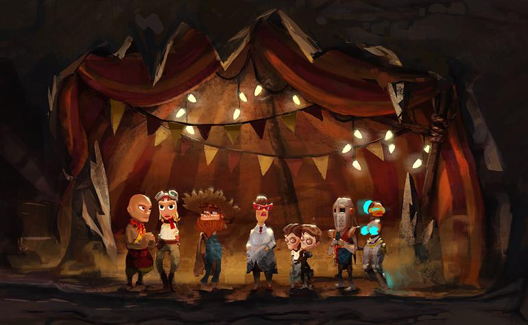 Игра The Cave станет доступна для мобильных устройств