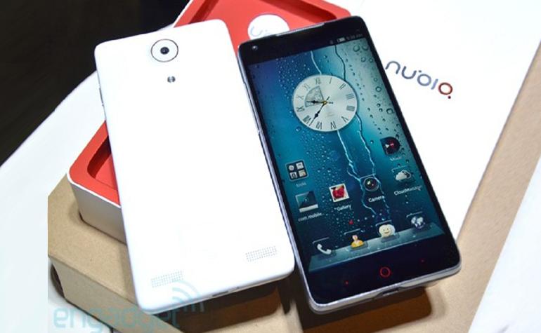 Смартфон ZTE Nubia Z5 поступил в продажу в российские магазины