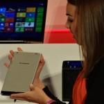 Небольшой планшет Lenovo Miix 8 на Windows