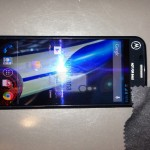 Появилось неофициальное фото Motorola Moto X