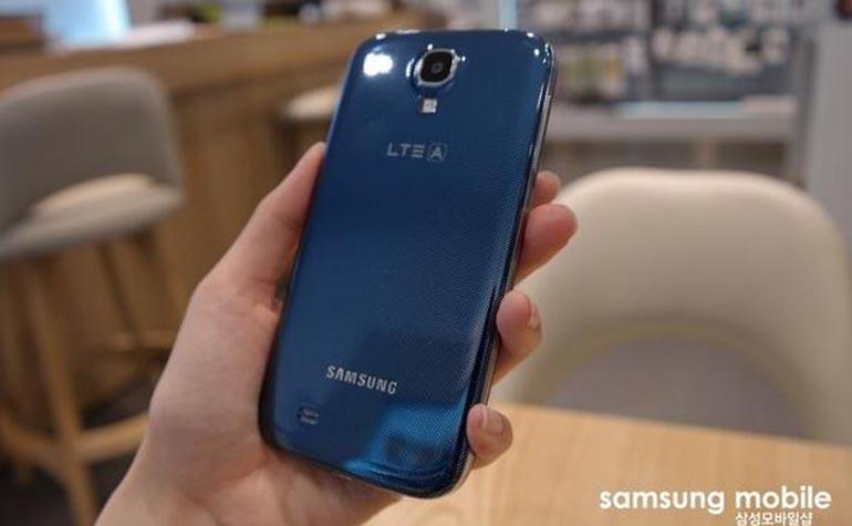 Samsung S4 LTE-A