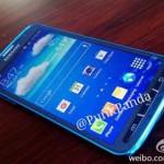 Фотографии Samsung Galaxy S4 Active в цветовом варианте Blue Artic/Black