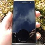 Sony представит Xperia C — недорогой смартфон с большим экраном