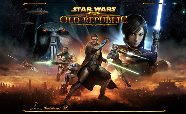 Star Wars: Knights of the Old Republic теперь и на iPad