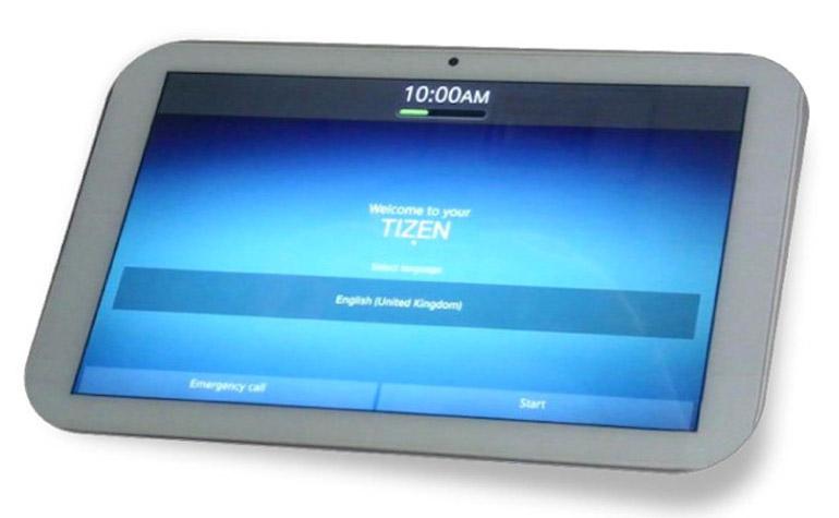 Планшет Tizen 2.0
