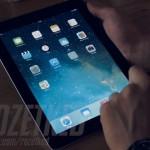iOS 7 Aplpha on iPad