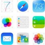 Apple случайно опубликовала новые иконки приложений для iOS 7