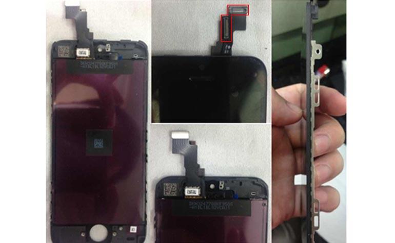 iPhone 5S Display photo leak