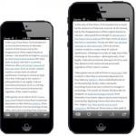 Apple планирует выпустить iPhone с большим экраном