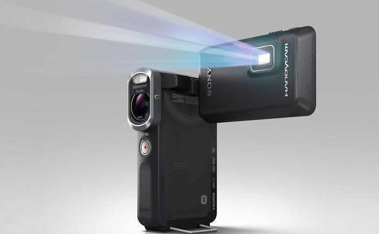 Sony - камера Handycam HDR-GWP88V