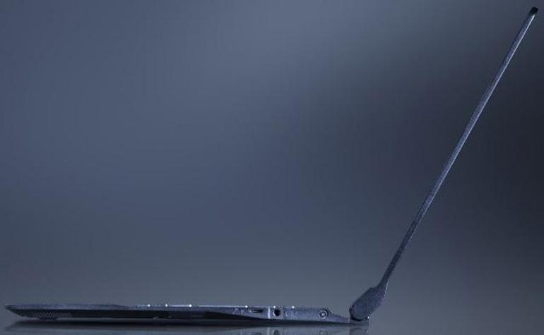 Ноутбук, управляемый взглядом, уже скоро