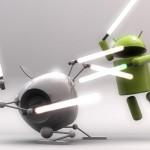Android занимает первое место в Европе, iOS подбирается к нему в США