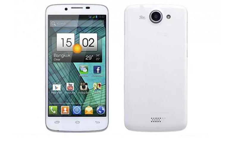 Cherry Mobile Omega HD-2.0