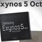 Samsung представила новый процессор Exynos 5 Octa