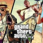 Первое игровое видео GTA V