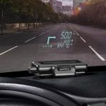 Автомобильная навигационный проектор HUD от Garmin