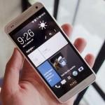 Компания HTC официально представила смартфон HTC One mini