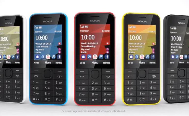 Nokia 207 and 208