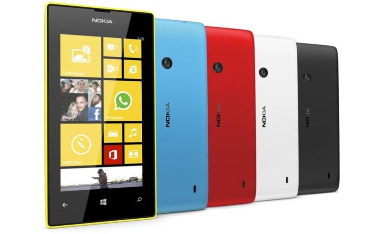 Nokia finance report