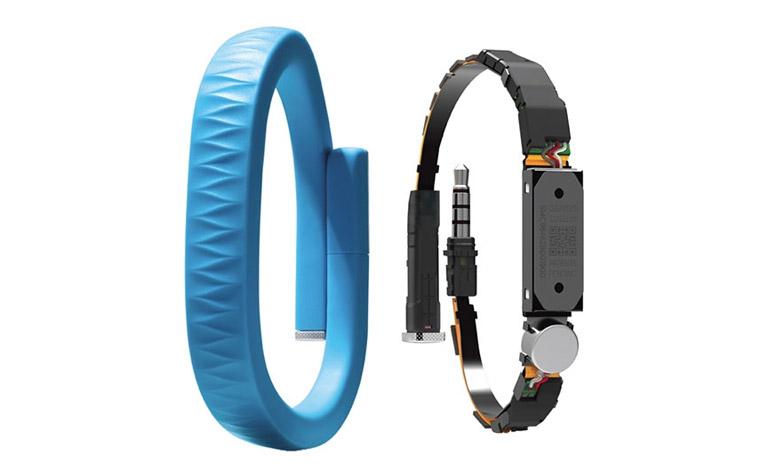 Jawbone UP - умный электронный браслет следит за вашим здоровьем