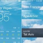 Вышла iOS 7 beta 3 (Видео)