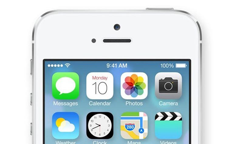 iPhone 5S with LTE-A
