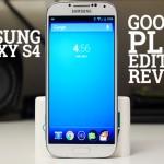 Обзор Samsung Galaxy S4 Google Play (видео)