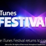 iTunes Festival в Лондоне