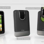 Магниевый корпус для смартфона