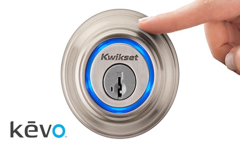 Kevo Lock2