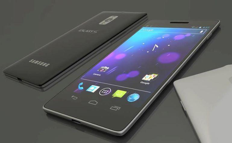 Начато массовое производство дисплеев для Galaxy S5