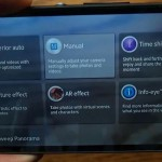 Sony Xperia i1 Honami interface