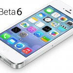 Выпущена iOS 7 beta 6