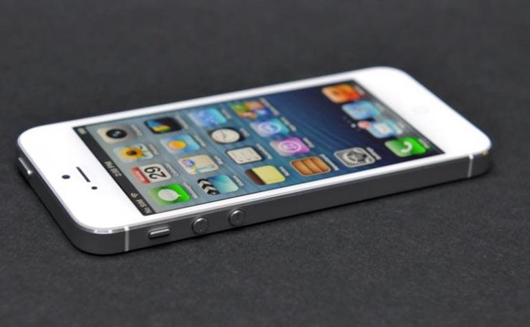 iPhone boom