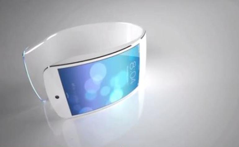 iWatch будут с гибким дисплеем (видео)