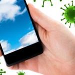 Бактерицидное стекло для смартфона