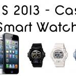 Casio может выпустить свои «умные часы»