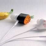 «Бананы в ушах» — наушники Crazy Earphone
