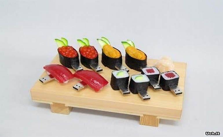 флешка-суши