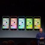 Презентация Apple: iPhone 5C и 5S